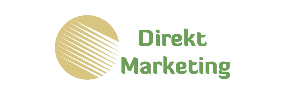 Direkt marketing, direct marketing