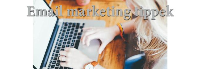 Email marketing tippek, hogy te legyél a legjobb