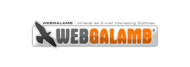 Webgalamb hírlevélküldő rendszer